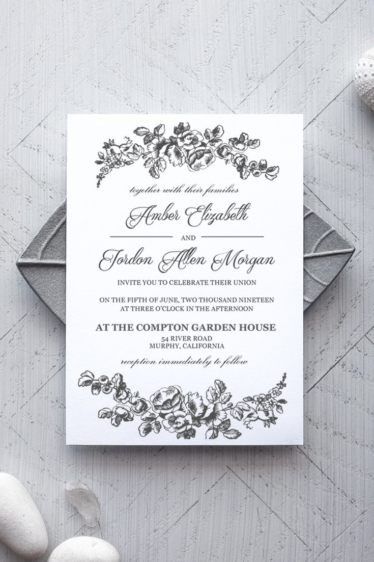 Free Wedding Invitation Templates For Word Chinese Wedding