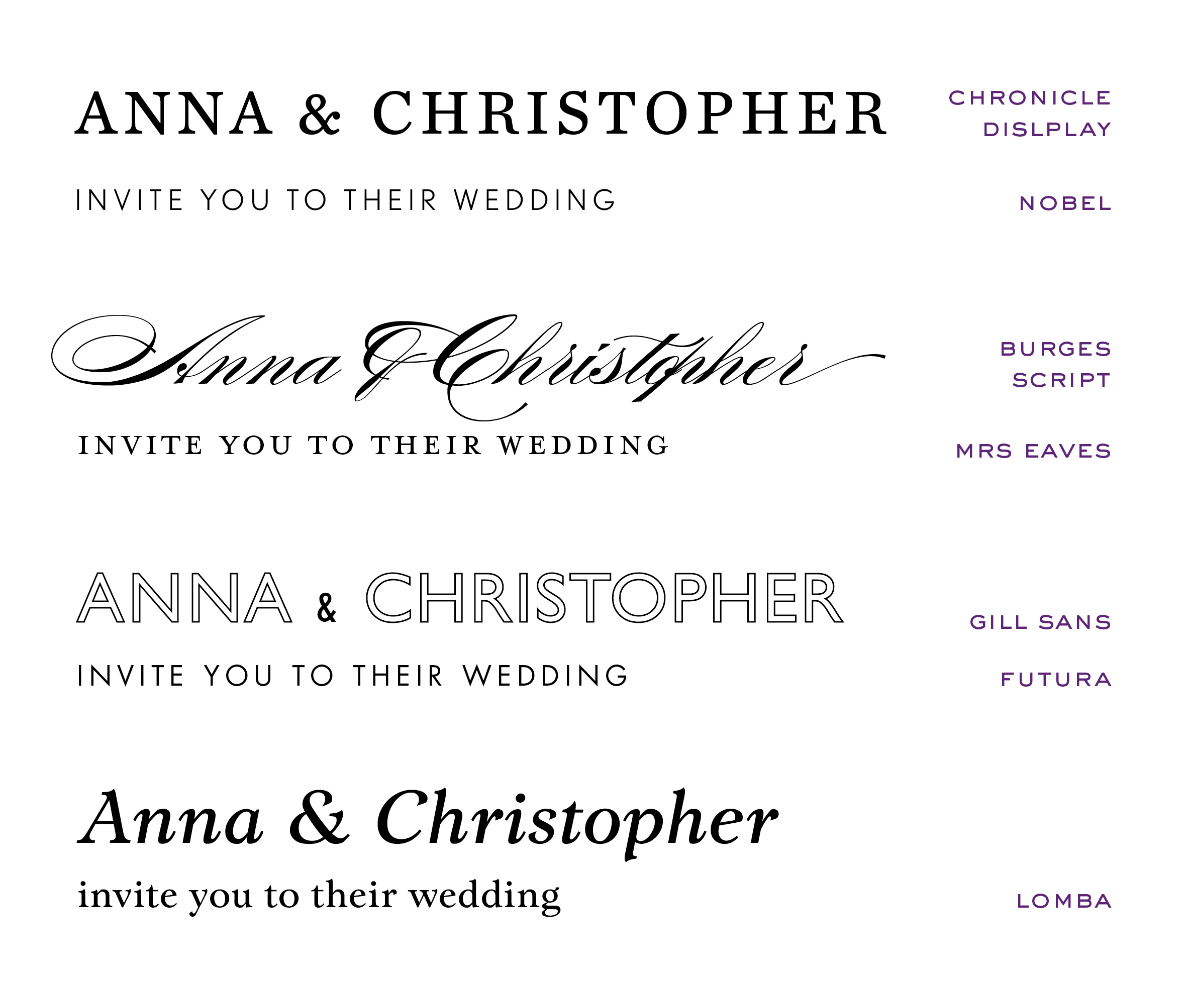 Wedding Invitation Fonts.Wedding Invitation Font Wedding Invitation Fonts At Emily Jo